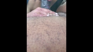 Dry Teen  : Whore drains my balls amd swallows for 20