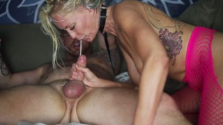 Dry Teen  : Ass to literally fucking her mouth